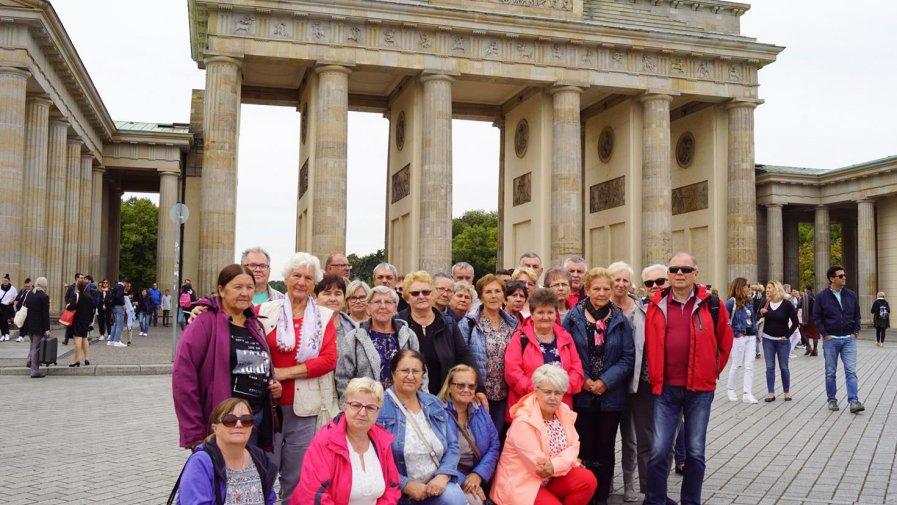 Pobyt nad morzem w Mrzeżynie oraz w Berlinie