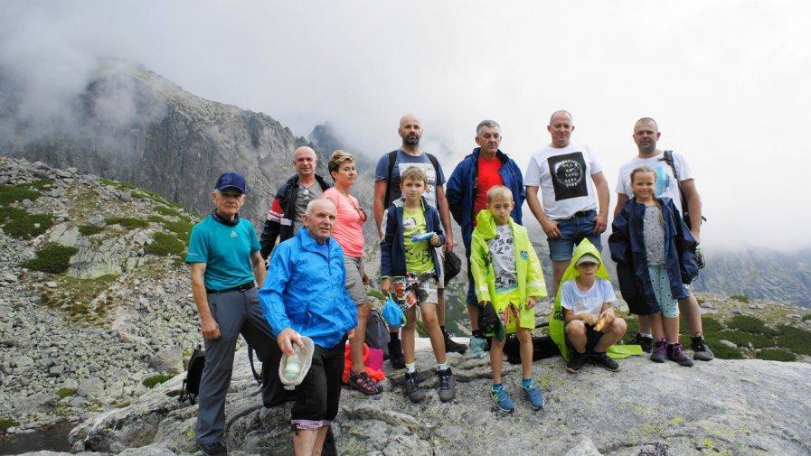 Diabetycy z Drzewicy w Jurgowie oraz na Słowacji