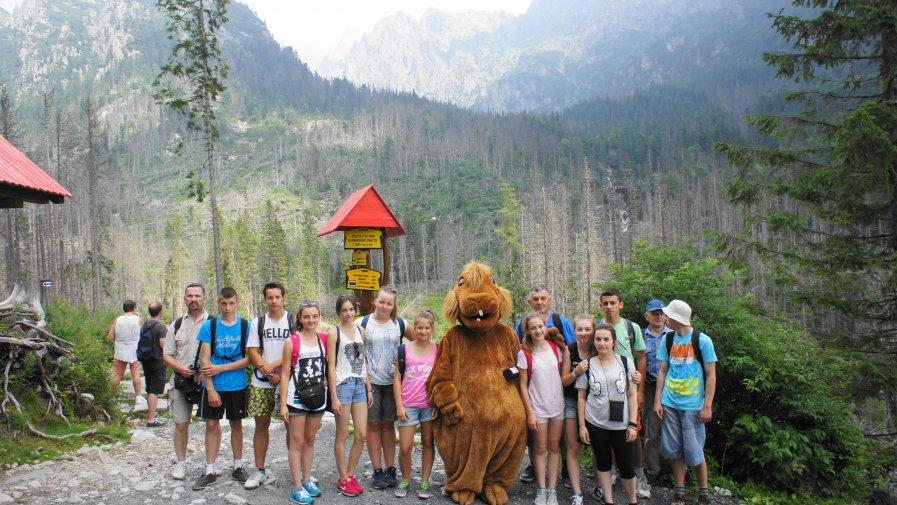 Wyjazd młodzieży do Jurgowa oraz na Słowację